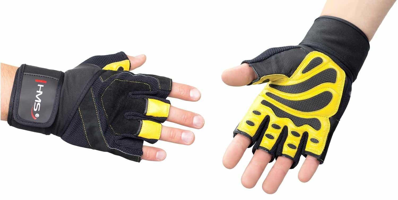 Rękawiczki na siłownię do ćwiczeń